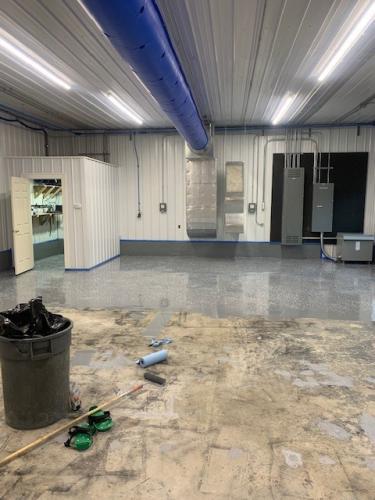 New Shop Floor